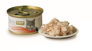 Brit Care cat dós Chicken Breast - 80g