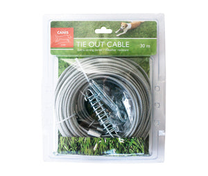 AC Tie Out Cable Set, 30 m