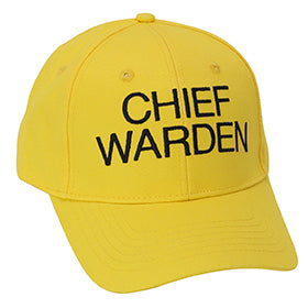 Chief Warden Hat