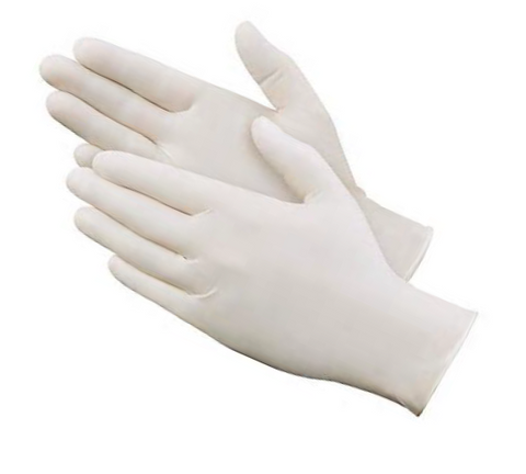 Large Latex Gloves (Box of 100)