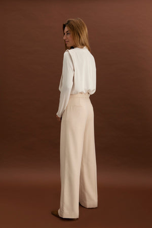 Muse trousers - Natural