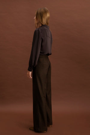 Muse trousers - Brown
