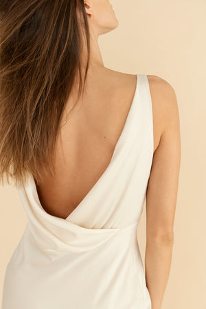 Thylane dress - Nude