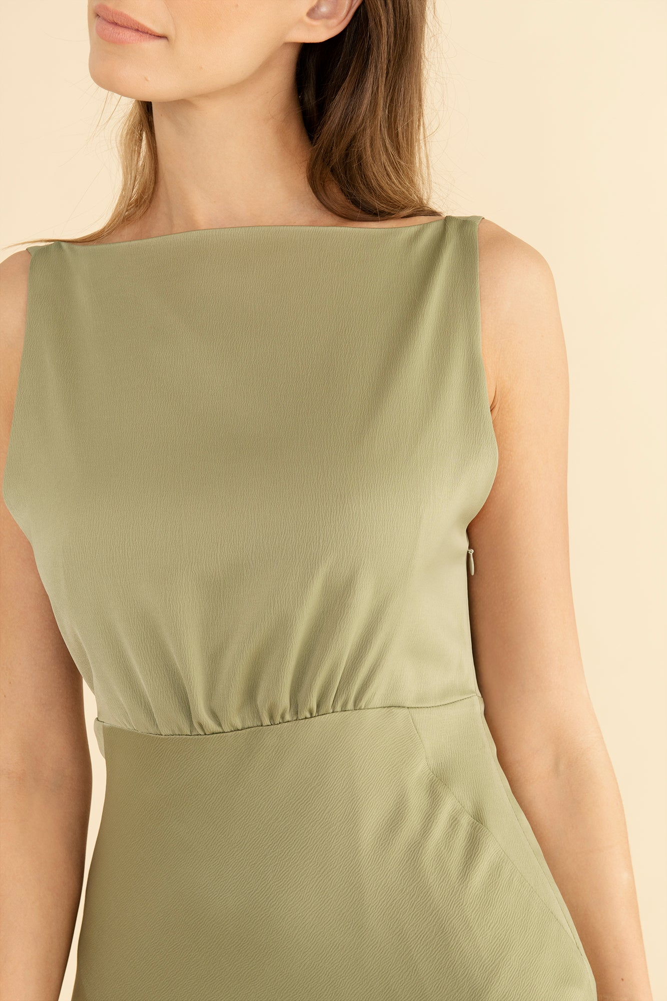 Thylane dress - Khaki