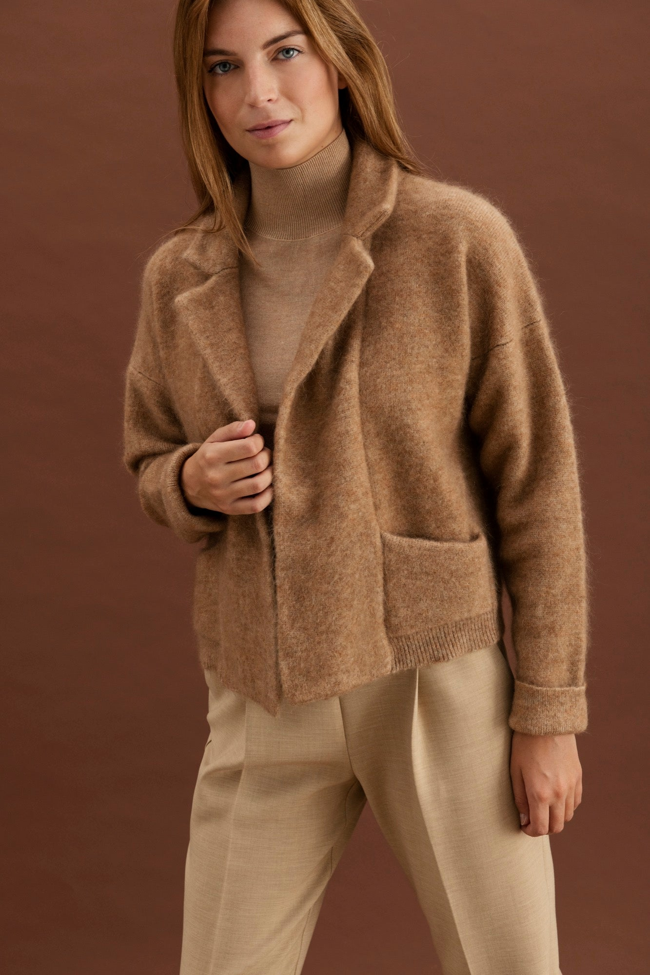 Costes jacket - Camel
