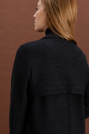 Bastine coat - Antracite