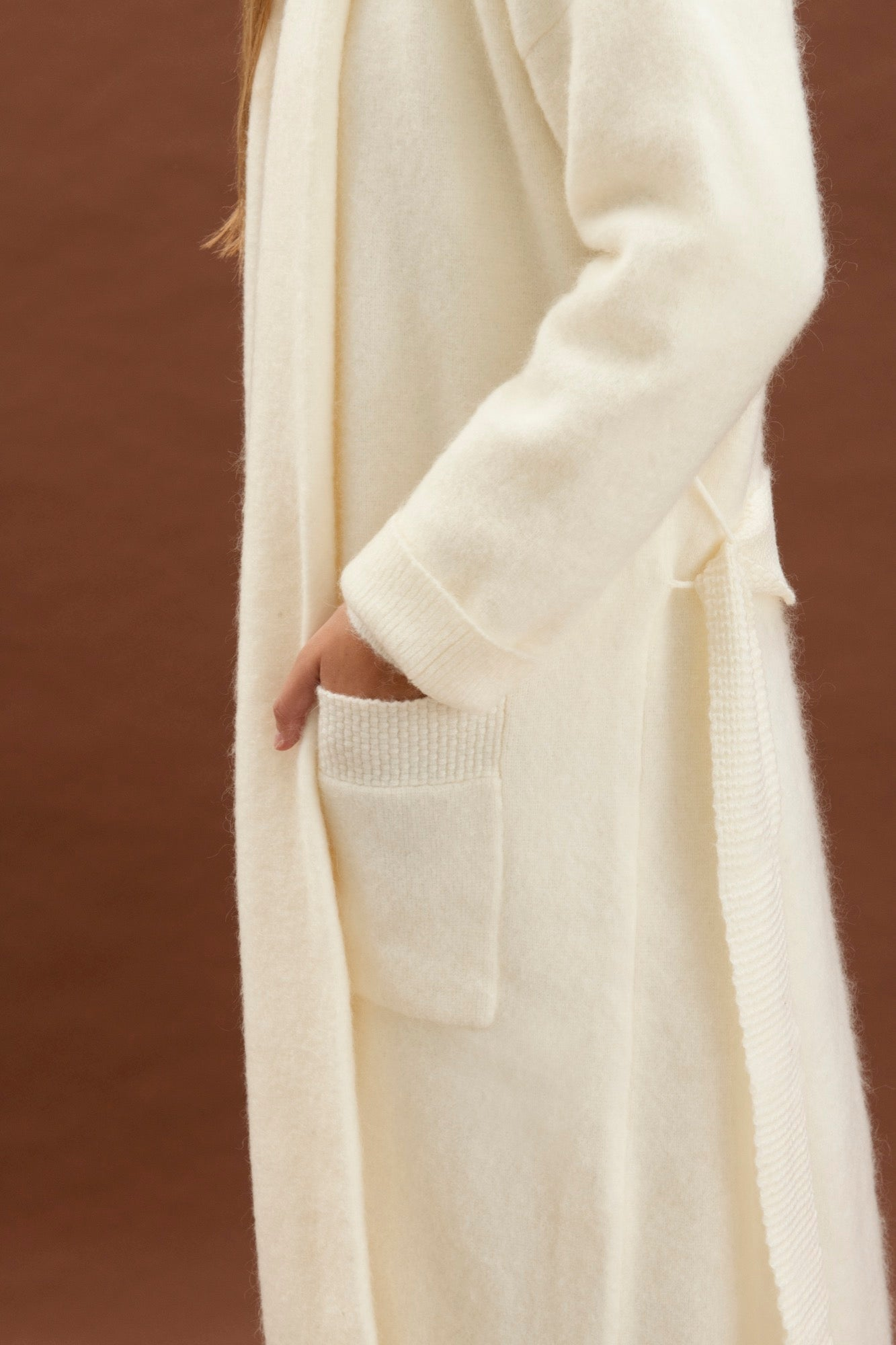 Charlotte cardigan - Off white