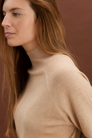Cecile pullover - Camel