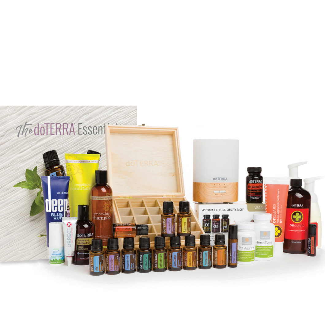 Natural Lifestyle essentials kit