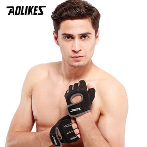 Workout Gym Gloves Men/'s Women/'s Weight Lifting Sport Exercise Training 1 Pair