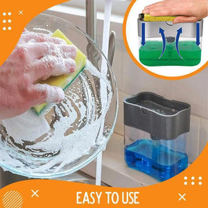 2-in-1 Dish Soap Pump