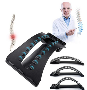 Back Aligner and Massager