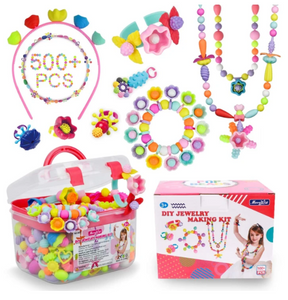 Kids' Jewelry Making Kit