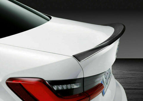 Carbon Carz- BMW G20 3 Series Carbon Fiber MP Style Spoiler