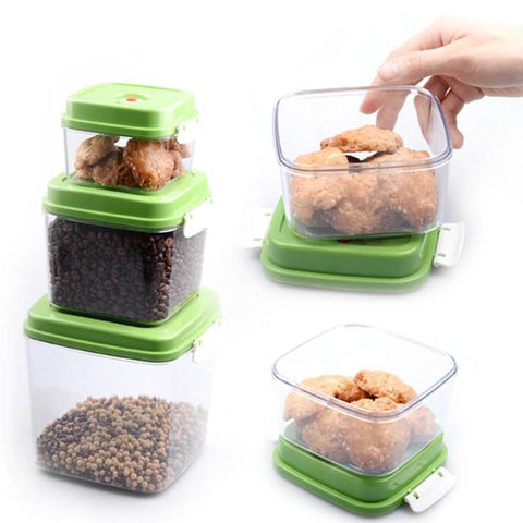 Large Vacuum Sealed Food Container