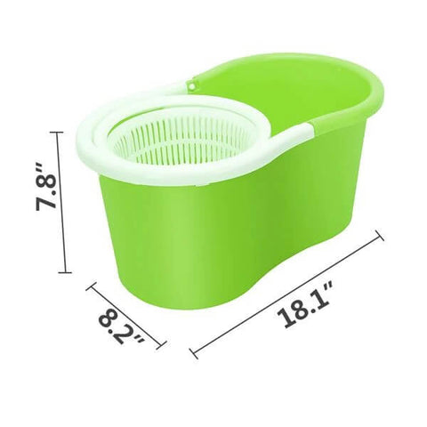 360 Degree Spin Mop with Bucket