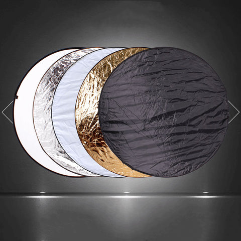 5-in-1 Multi-Disc Diffusers Light Reflector