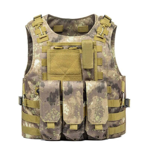 Military Tactical Carrier Vest Body Armour
