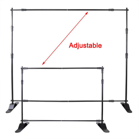 Portable 8ft Projector Screen