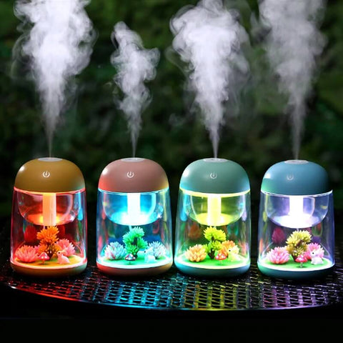 Micro Baby Ultrasonic Humidifier
