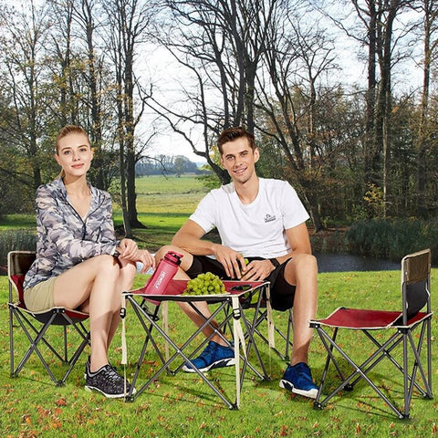 Premium Folding Tables and Chairs Outdoor Camping Chairs
