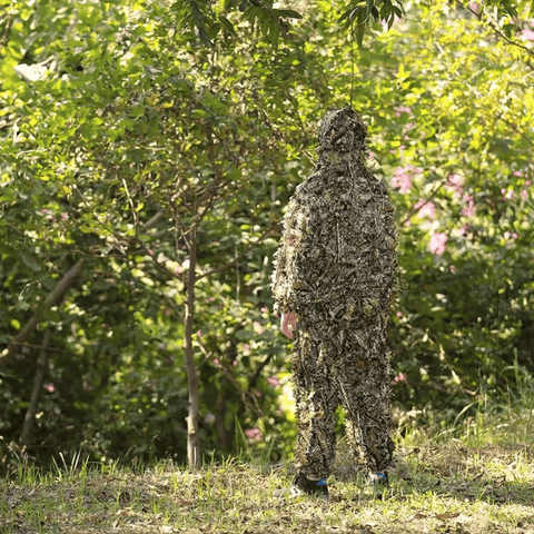 Ultimate Camouflage Leafy Ghillie Suit