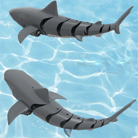 Electric 2.4G Remote Control Shark Toy