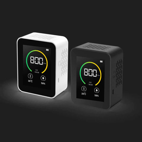 Multifunctional Indoor Air Quality Monitor