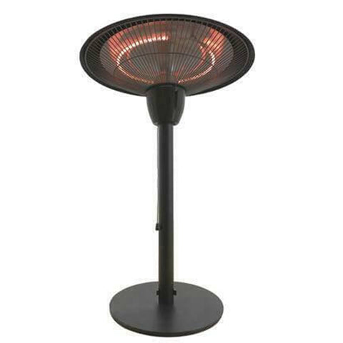 Electric Tabletop Outdoor Patio Heater 1500W