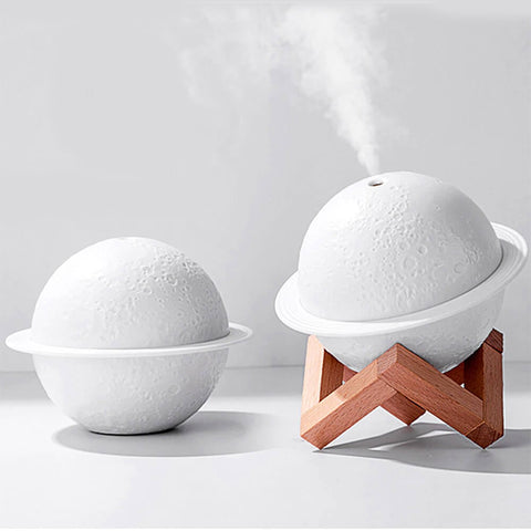 Planet Humidifier with Night Light