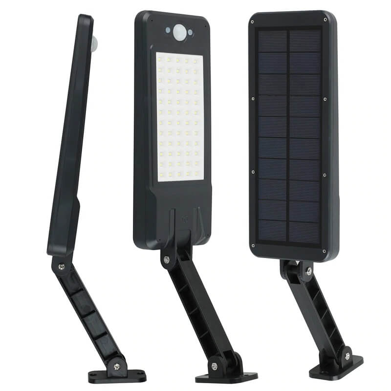 Solar Light Wall With Remote Control