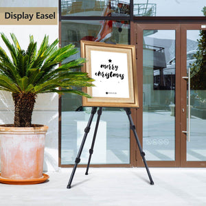 Canvas Stand, Display Easel, Metal Easel