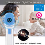 Touch-Free Infrared Forehead Thermometer