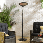 Premium Outdoor Electric Infrared Patio Heater 1500W