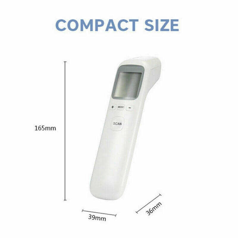 Best Baby Thermometers, Temporal Thermometer, Forehead temperature