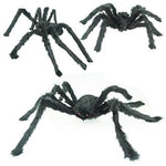 Realistic Looking Hairy Spiders