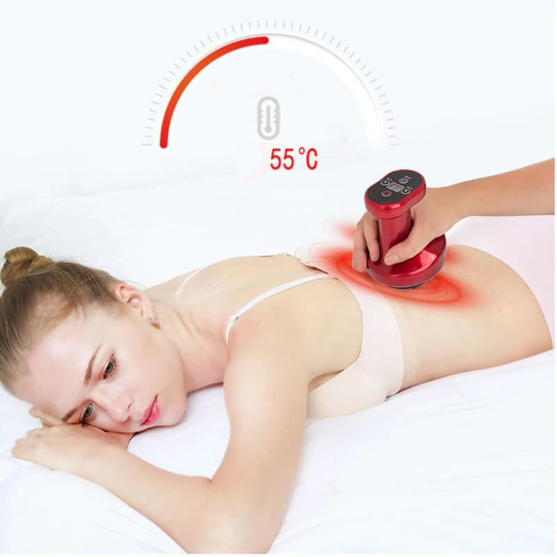Electric Cupping Massage Suction Scraping Massager