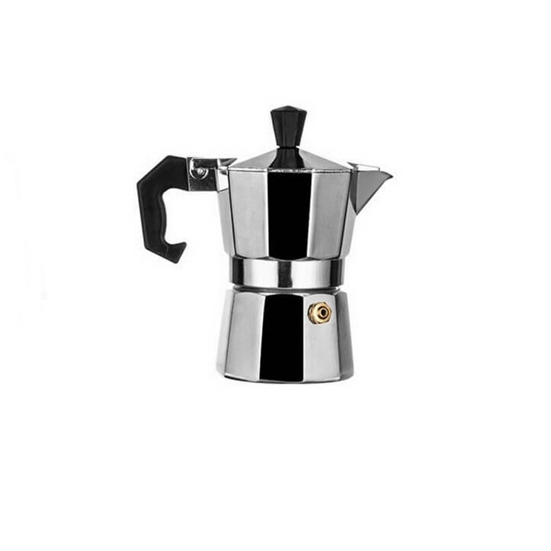 Aluminum Stovetop Moka Coffee Maker Espresso Pot