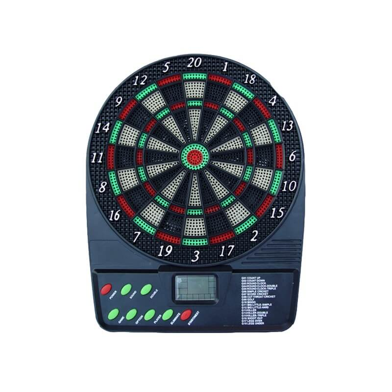 Electronic Dart Board Scoring