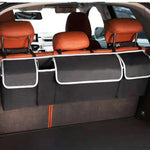 Adjustable Car Trunk Organizer