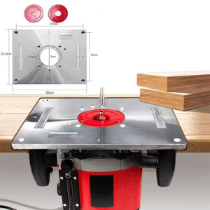 Aluminum Router Table For Woodworking Work Bench