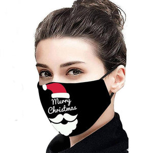 Christmas Adult Face Mask
