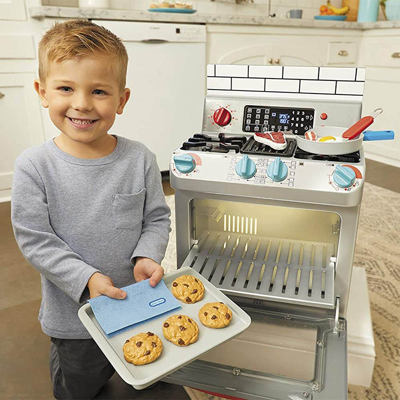 Oven Realistic Pretend Play Appliance for Kids