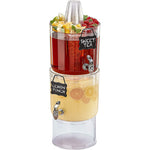 Beverage Drink Dispenser with Stand