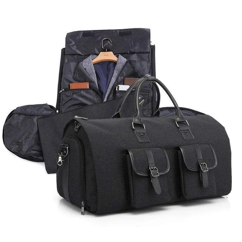 Oxford Garment Duffle Bag