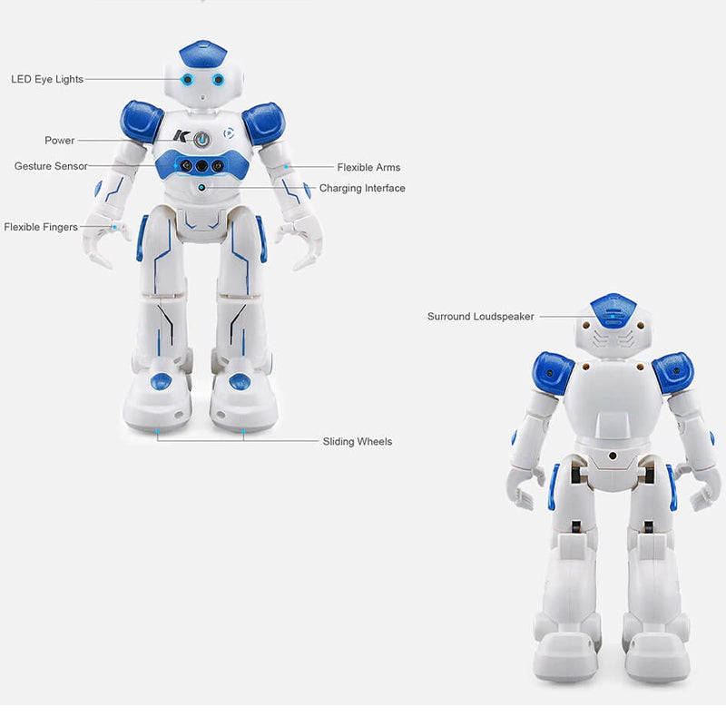 Intelligent Robot Toy Programmable for Kids