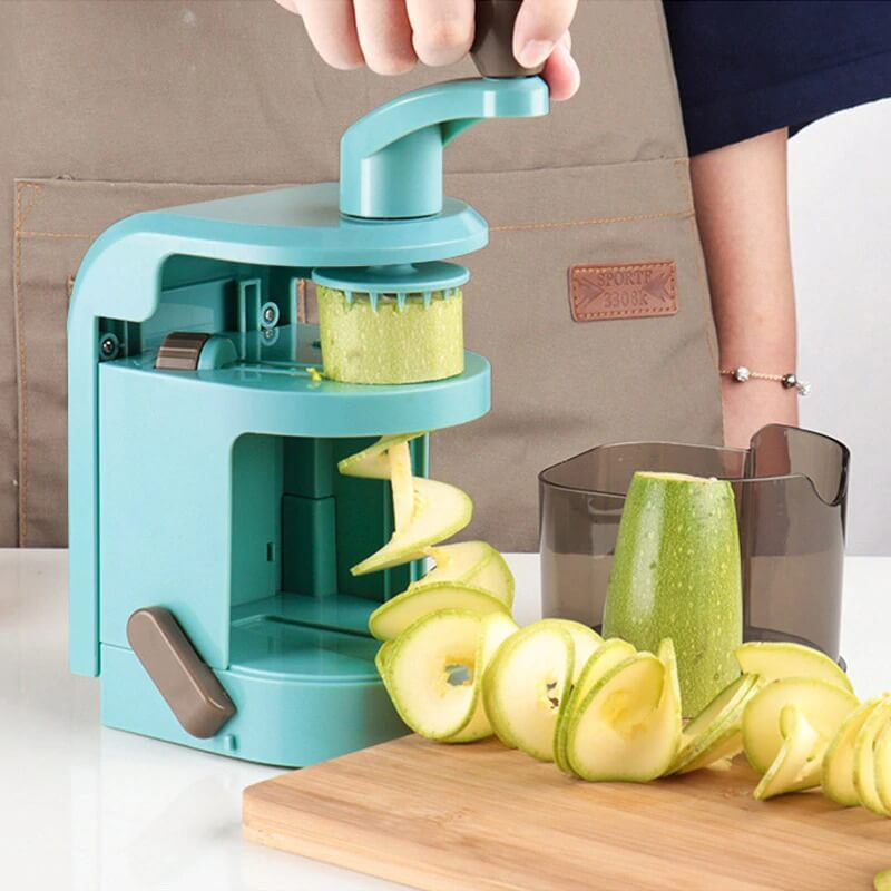 Premium Adjustable Vegetable Spiralizer