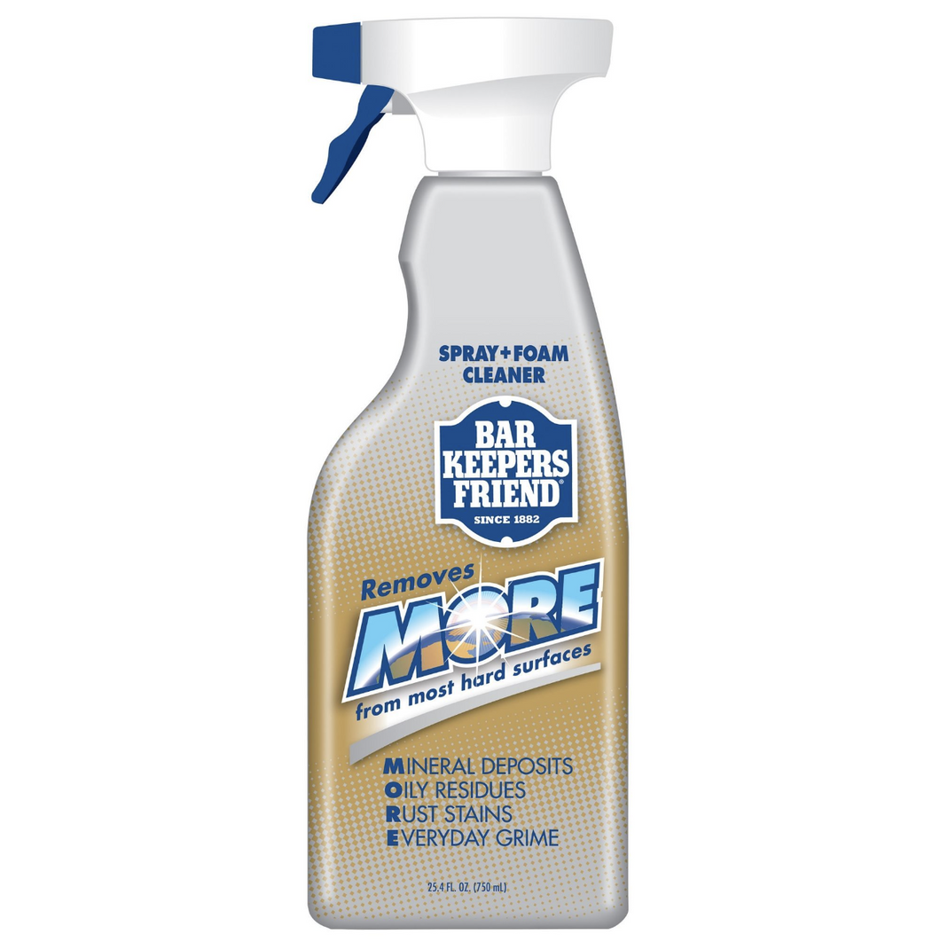 Bar Keepers Friend MORE Spray & Foam
