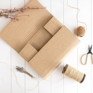 A4 Flat Box Kit: 25 pack