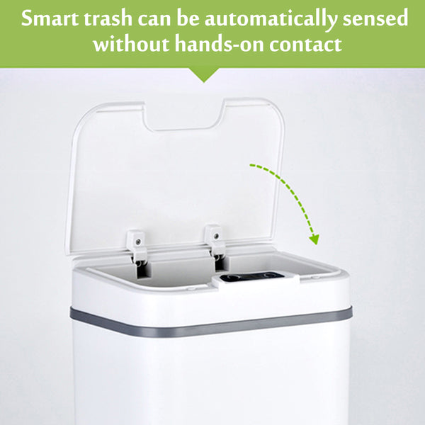 Automatic Intelligent Trashcan